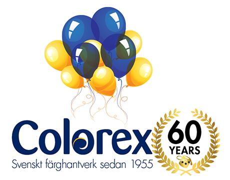 Colorex 60 år Nyheter